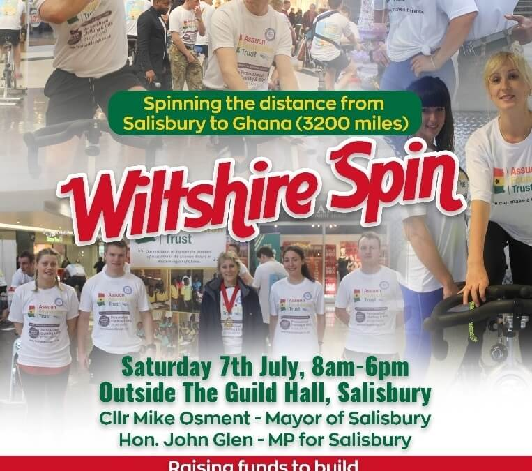 Wiltshire Spin Challenge
